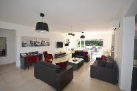 charming interiors of Corsica - Maggiore luxury apartment