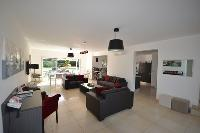 cool open-plan living room of Corsica - Maggiore luxury apartment