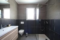 cool bathroom in Corsica - Lumia luxury apartment