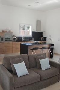 nice furnishings in Corsica - Piccula luxury apartment