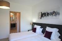 clean and fresh bedding in Corsica - Piccula luxury apartment