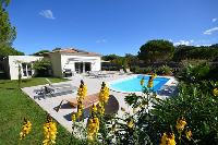 awesome swimming pool of Corsica - Piccula luxury apartment