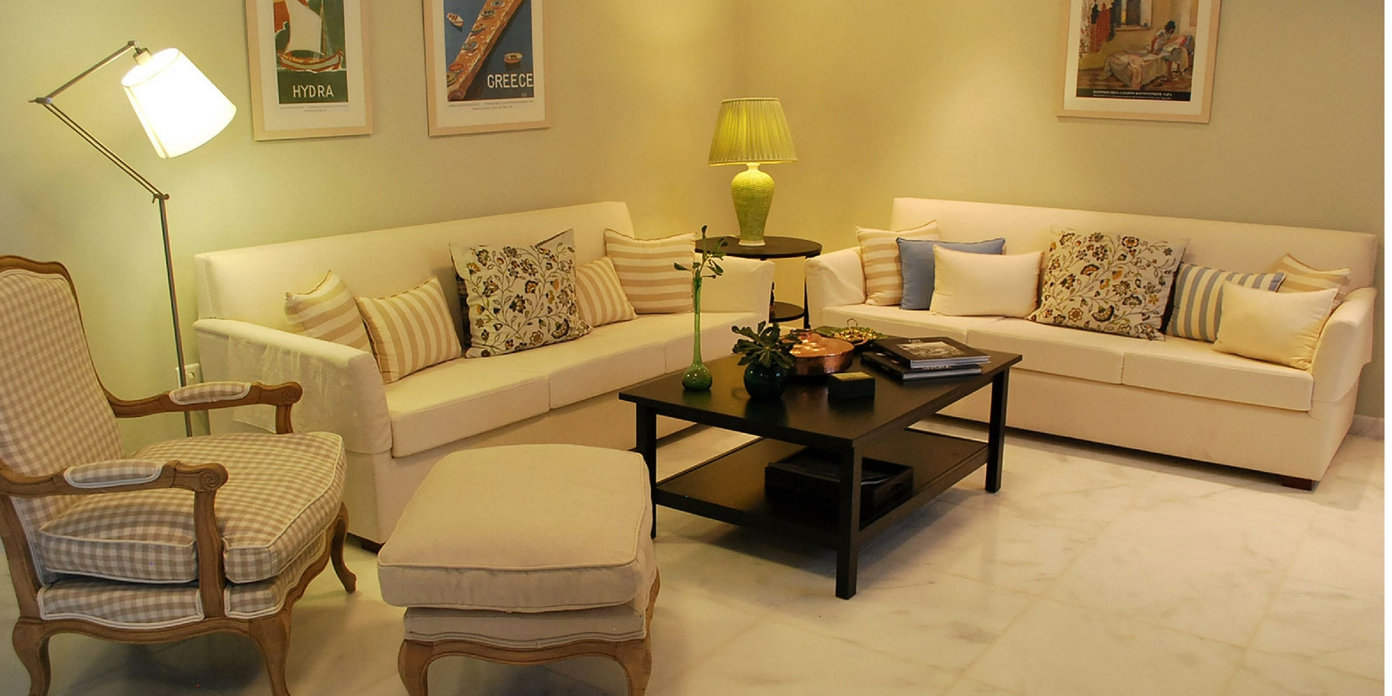 Hydra's Chromata Superior Luxury Home - Olive