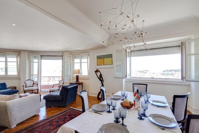 chic Lisbon - O Tejo luxury apartment and vacation rental