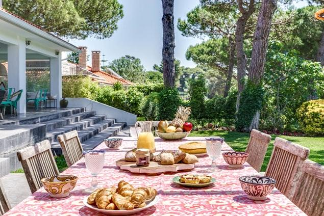 splendid balcony of Lisbon - Villa Birre luxury apartment and vacation rental