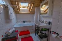 cool skylights of Luxury Apartment Les Frères holiday home and vacation rental
