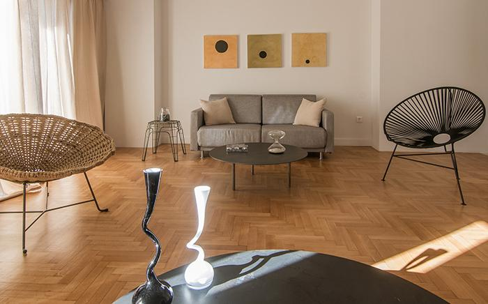 charming Athens Boutique B1 Grand Apartment luxury holiday home and vacation rental
