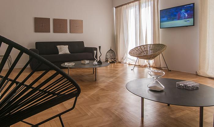neat Athens Boutique B1 Grand Apartment luxury holiday home and vacation rental