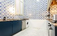 cool kitchen of Barcelona - Sant Pere Modernist I luxury apartment