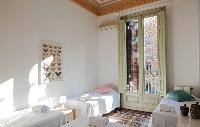 neat interiors of Barcelona - Sant Pere Modernist I 2 luxury apartment