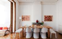 breezy and bright Barcelona - Sant Pere Modernist 3 1 luxury apartment