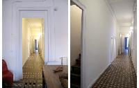 cool hallways at Barcelona - Sant Pere Modernist 3 2 luxury apartment