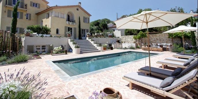 Cannes - Villa Le Pontiel