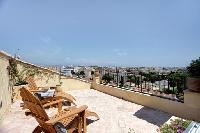 incredible roof deck of Cannes - Villa Le Pontiel luxury apartment