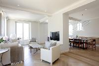 immaculate walls of Cannes - Villa Le Pontiel luxury apartment