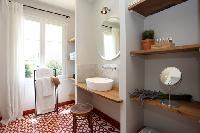 fabulous bathroom of Cannes - Villa Le Pontiel luxury apartment