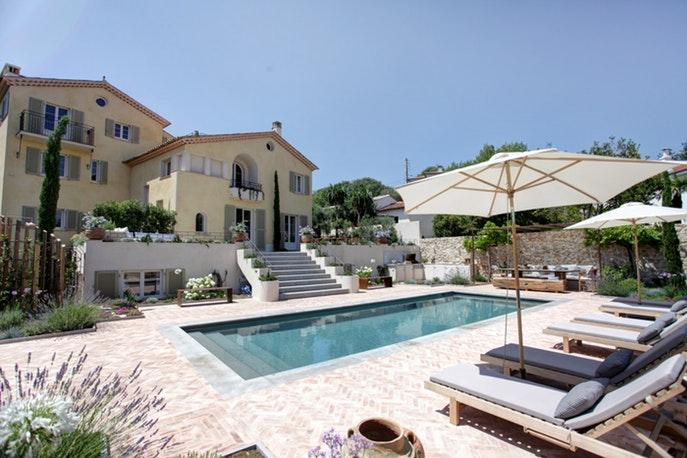splendid Cannes - Villa Le Pontiel luxury apartment and holiday home