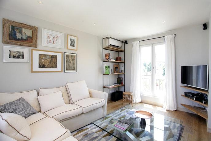 fully furnished Cannes - Villa Le Pontiel luxury apartment