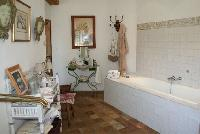nice bathroom with tub in Monaco - Fontvieille Villa luxury apartment