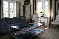 cozy sitting room of Monaco - Fontvieille Villa luxury apartment