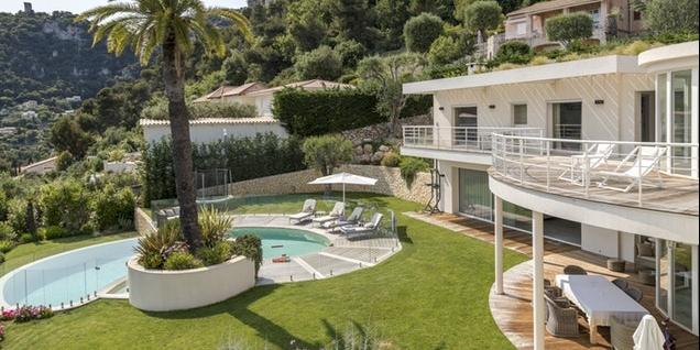 Monaco - Vue sur Mer Villa
