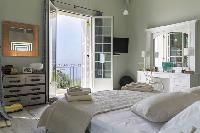 awesome bedroom with balcony at Monaco - Vue sur Mer Villa luxury apartment