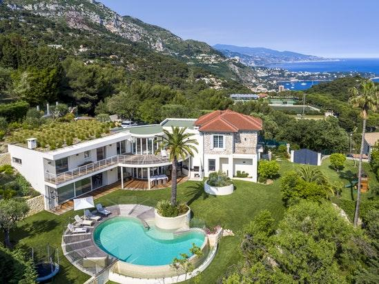 magnificent Monaco - Vue sur Mer Villa luxury apartment and holiday home