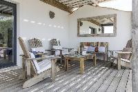 fully furnished Saint-Tropez - Vue Sereine Villa luxury apartment