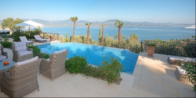 Saint-Tropez - Palm View Villa