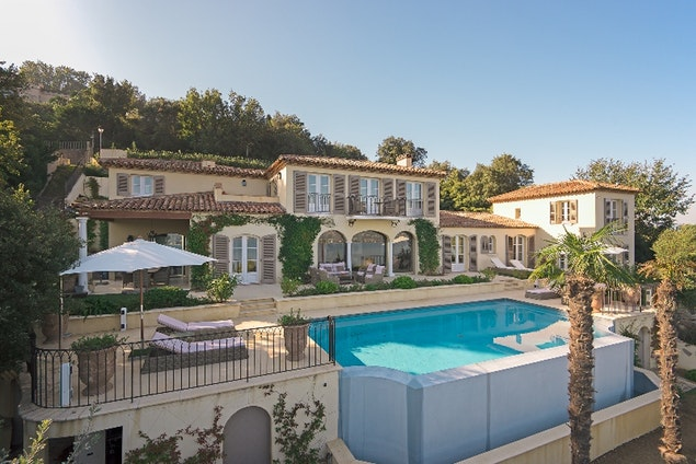 divine Saint-Tropez - Palm View Villa luxury apartment and holiday home