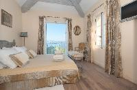 awesome bedroom terrace at Saint-Tropez - Palm View Villa luxury apartment