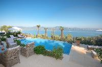 amazing view from Saint-Tropez - Palm View Villa luxury apartment