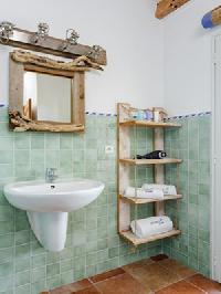 cool lavatory of Corsica - Arinella luxury apartment