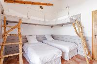 nice twin bedroom in Corsica - Arinella luxury apartment