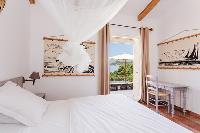 awesome bedroom in Corsica - Arinella luxury apartment