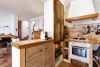 charming kitchen of Corsica - Arinella luxury apartment