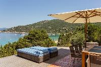 amazing deck of Corsica - Arinella luxury apartment