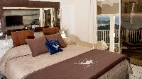 clean bed sheets in Saint Barth Villa Angelo luxury holiday home, vacation rental