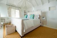 pretty Saint Barth Sunset Caribbean Sea luxury villa holiday home, vacation rental