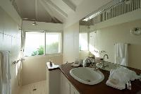 clean Saint Barth Sunset Caribbean Sea luxury villa holiday home, vacation rental
