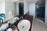 fresh Saint Barth Sunset Caribbean Sea luxury villa holiday home, vacation rental
