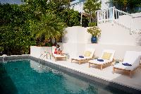 spectacular Saint Barth Sunset Caribbean Sea luxury villa holiday home, vacation rental