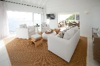 pleasant Saint Barth Sunset Caribbean Sea luxury villa holiday home, vacation rental