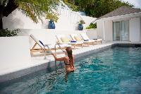 awesome Saint Barth Sunset Caribbean Sea luxury villa holiday home, vacation rental