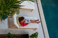 adorable Saint Barth Sunset Caribbean Sea luxury villa holiday home, vacation rental