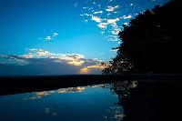 enchanting Saint Barth Sunset Caribbean Sea luxury villa holiday home, vacation rental