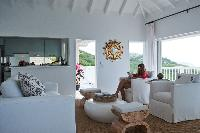 charming Saint Barth Sunset Caribbean Sea luxury villa holiday home, vacation rental