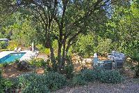 delightful garden of Corsica - Alta Roccha luxury apartment