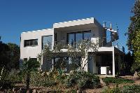 impressive exterior of Corsica - Alta Roccha luxury apartment