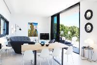 tasteful furnishings in Corsica - Alta Roccha luxury apartment